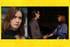 """Erich threatens to expose Agot and Christian's affair in """"La Vida Lena"""""""