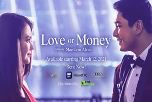 "Coco, Angelica capture OFW feels in Dubai in ABS-CBN Star Cinema's March offering, ""LOVE OR MONEY"""