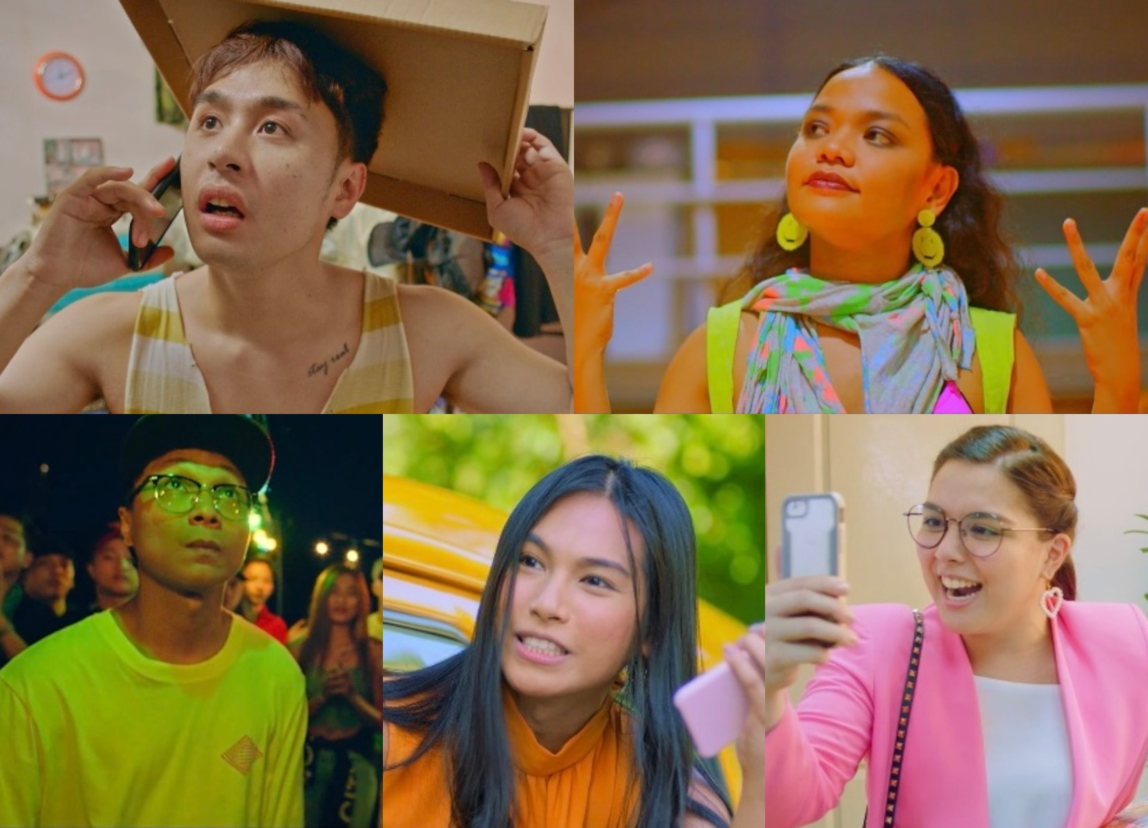 "Milennials in Manila: 5 friends navigate adulthood, challenge stereotypes in iWant's ""Manilennials"""