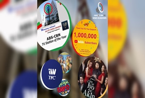 ABS-CBN PR News Rundown: ABS-CBN, wagi bilang TV Station of the Year