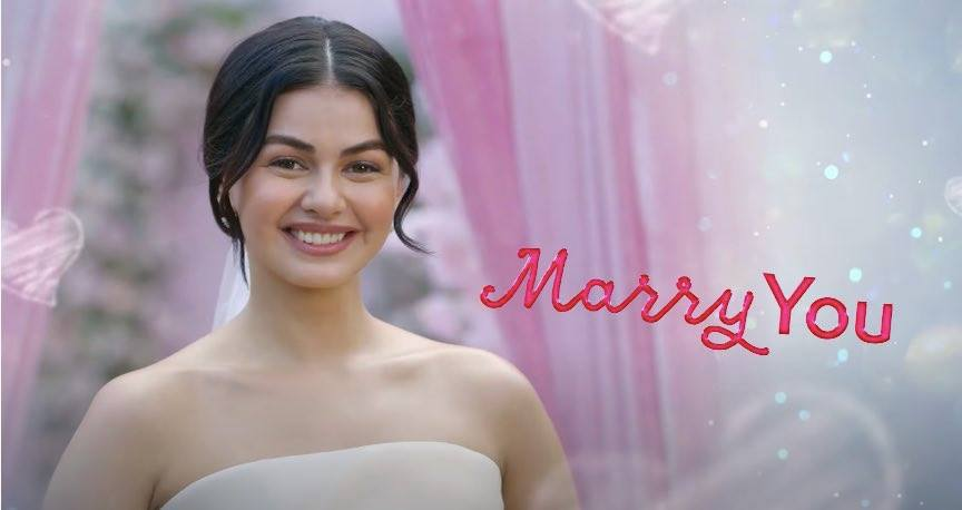 Janine Gutierrez as Camille in Marry Me Marry You 5