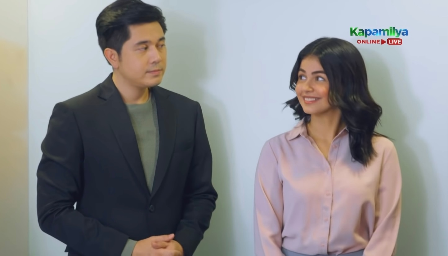 Andrei and Camille (Paulo Avelino and Janine Gutierrez) in Marry Me, Marry You (4)