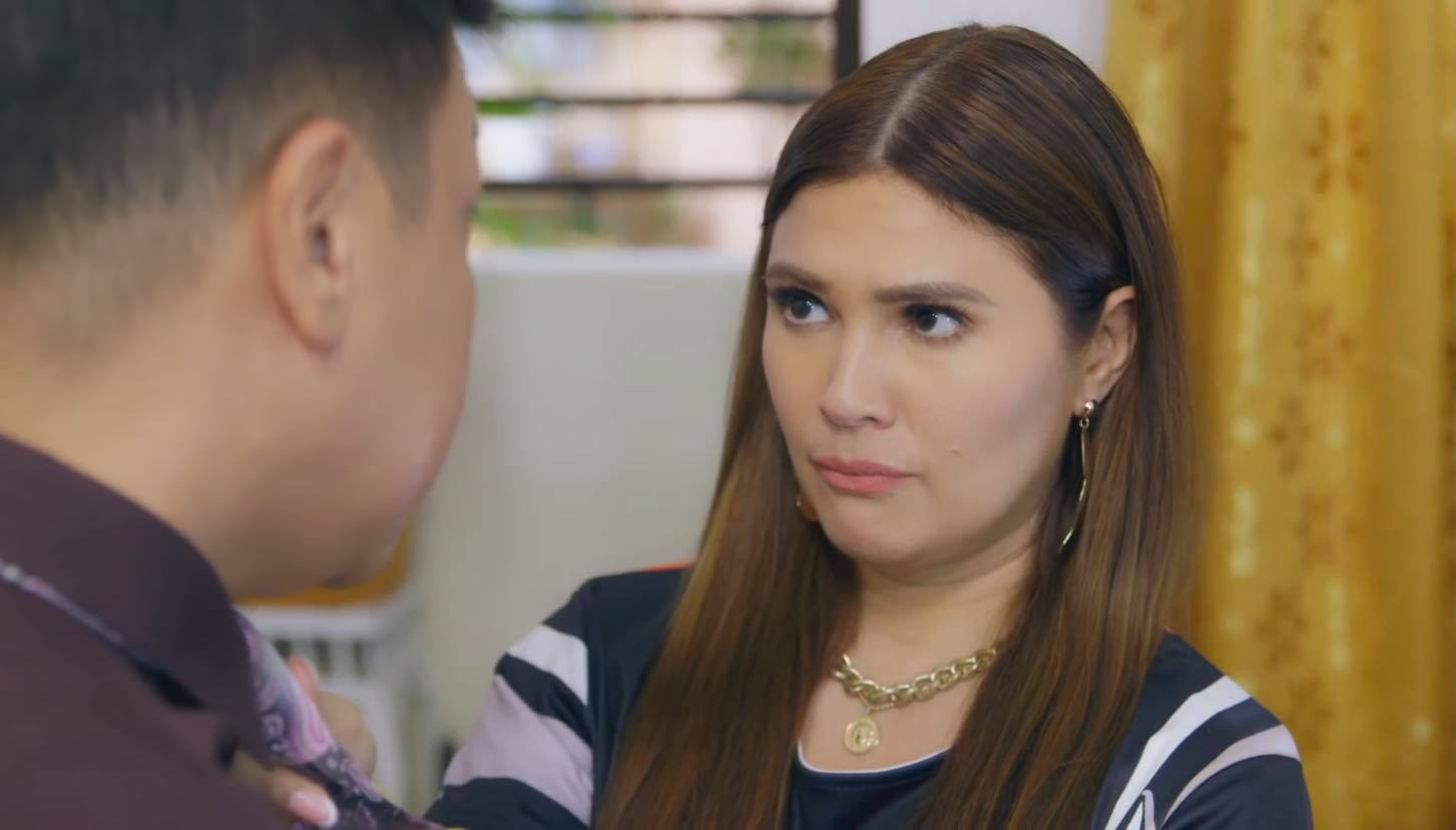 Marvi (Vina Morales) in Marry Me, Marry You