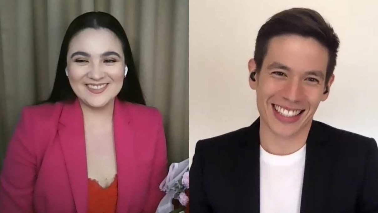 Sunshine and Jake excited to work on their first ABS-CBN teleserye
