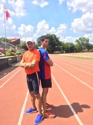 Athletes Renato and Pach Unso talk about their passion for track and field on Sports U