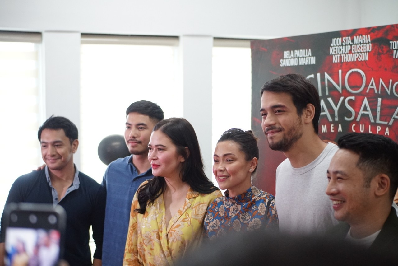 The cast of Sino Ang May Sala (2)