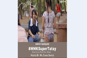 "Empoy fights life's battles with a smile on ""MMK"""