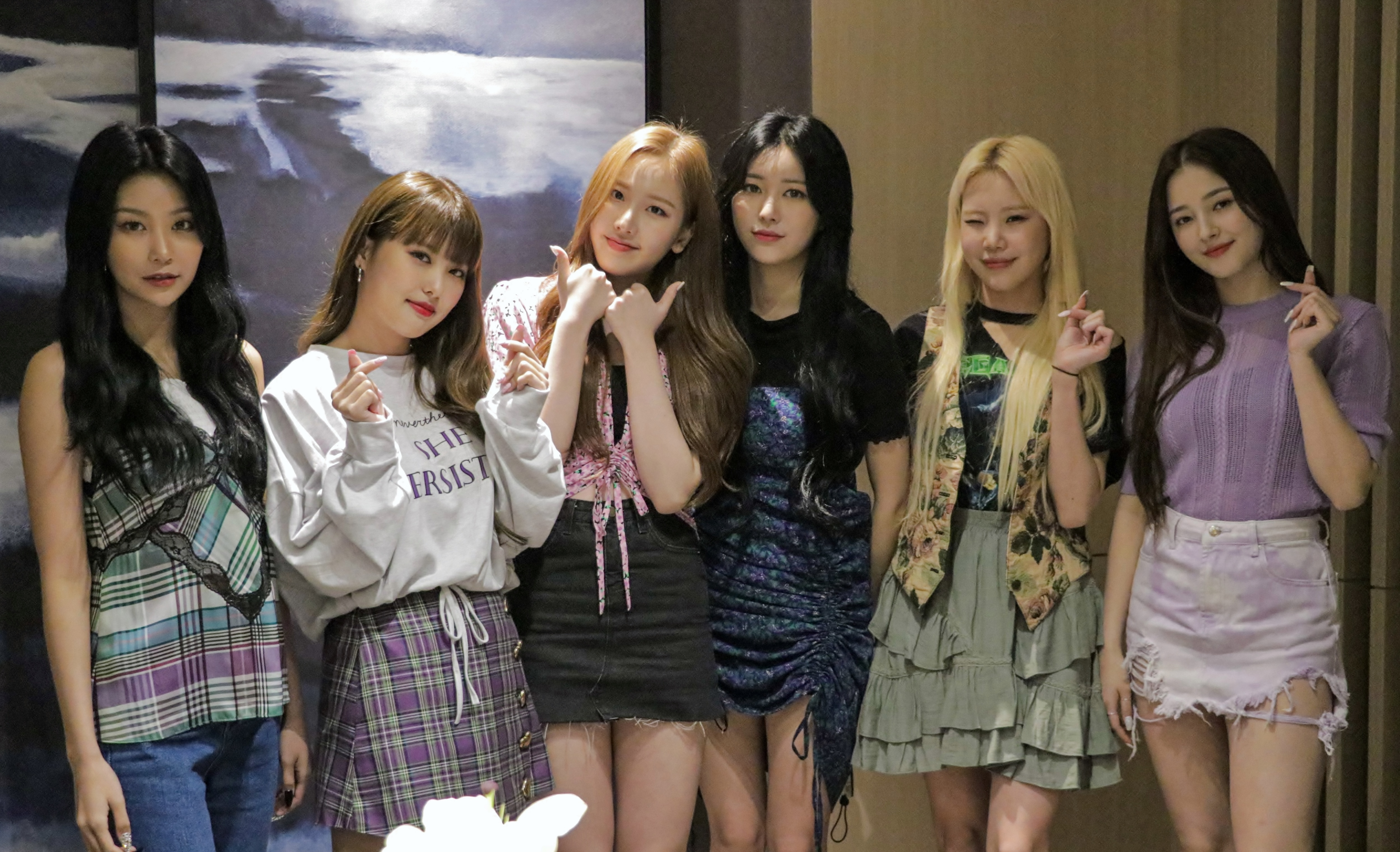 K-pop group Momoland kicks off comeback with appearances in ABS-CBN shows and Christmas special