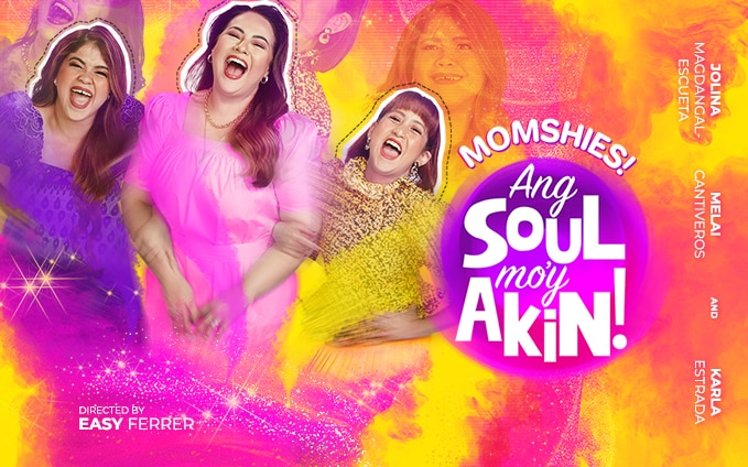 """An accident leads to finding friends for keeps in the upcoming family comedy film """"Momshies! Ang Soul Mo'y Akin!"""""""