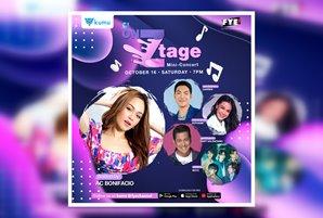 "AC leads ""On Ztage"" mini concert on FYE channel"