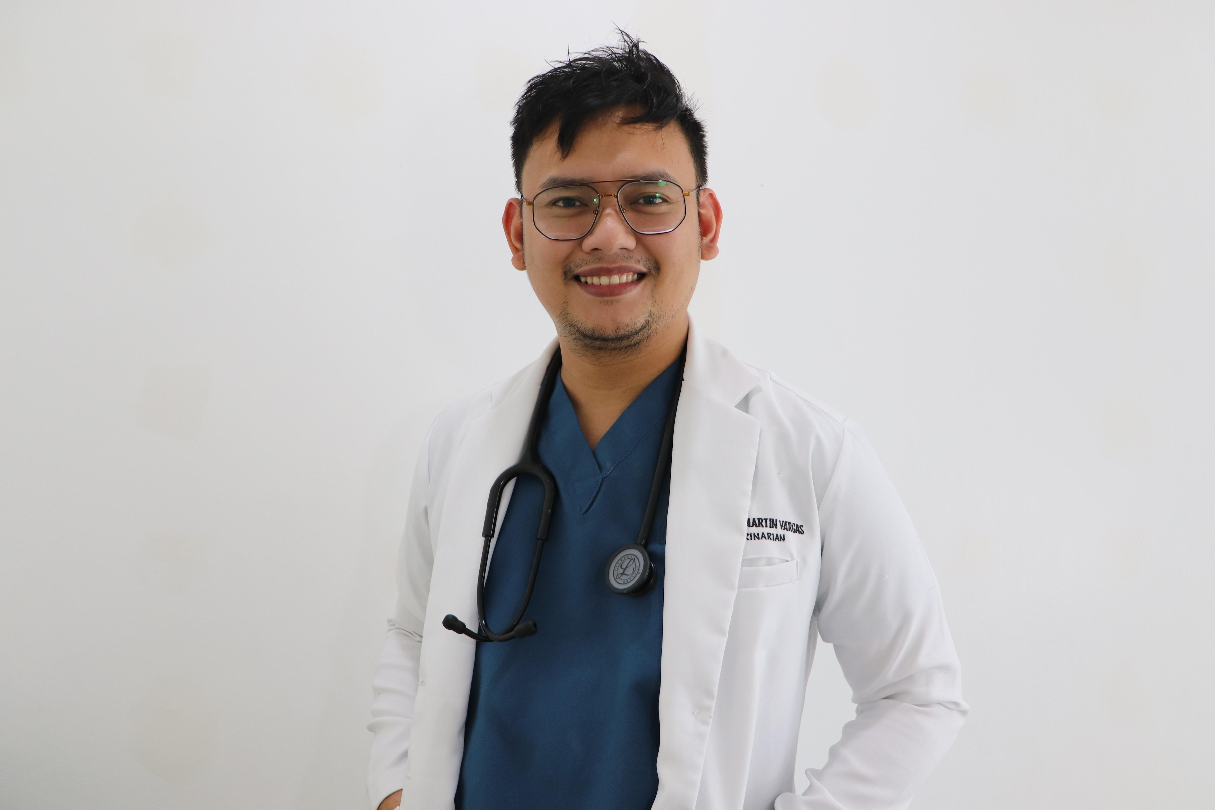 Dr Angelo Martin aka Doc Gelo