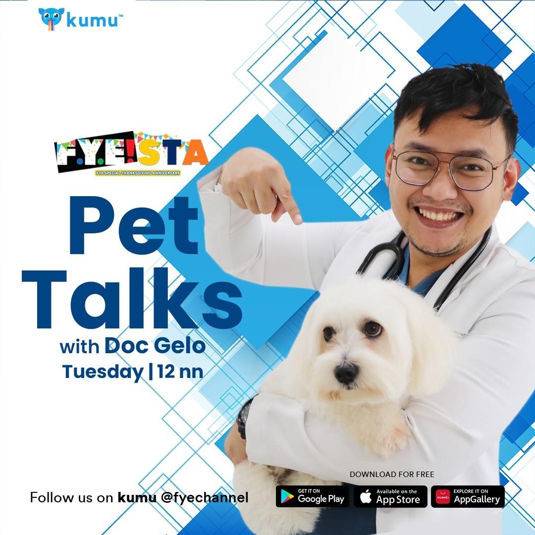 Pet Talks with Doc Gelo