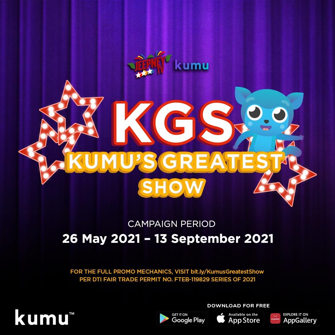 Kumus Greatest Show KGS