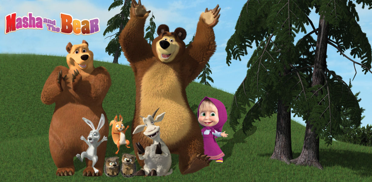 Masha and the Bear (1)
