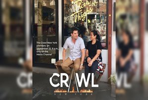 """""""The Crawl"""" scours New York City for the best eats"""