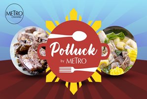 """Metro Channel's """"Potluck"""" to spotlight Pinoy dishes by home cooks in new season"""