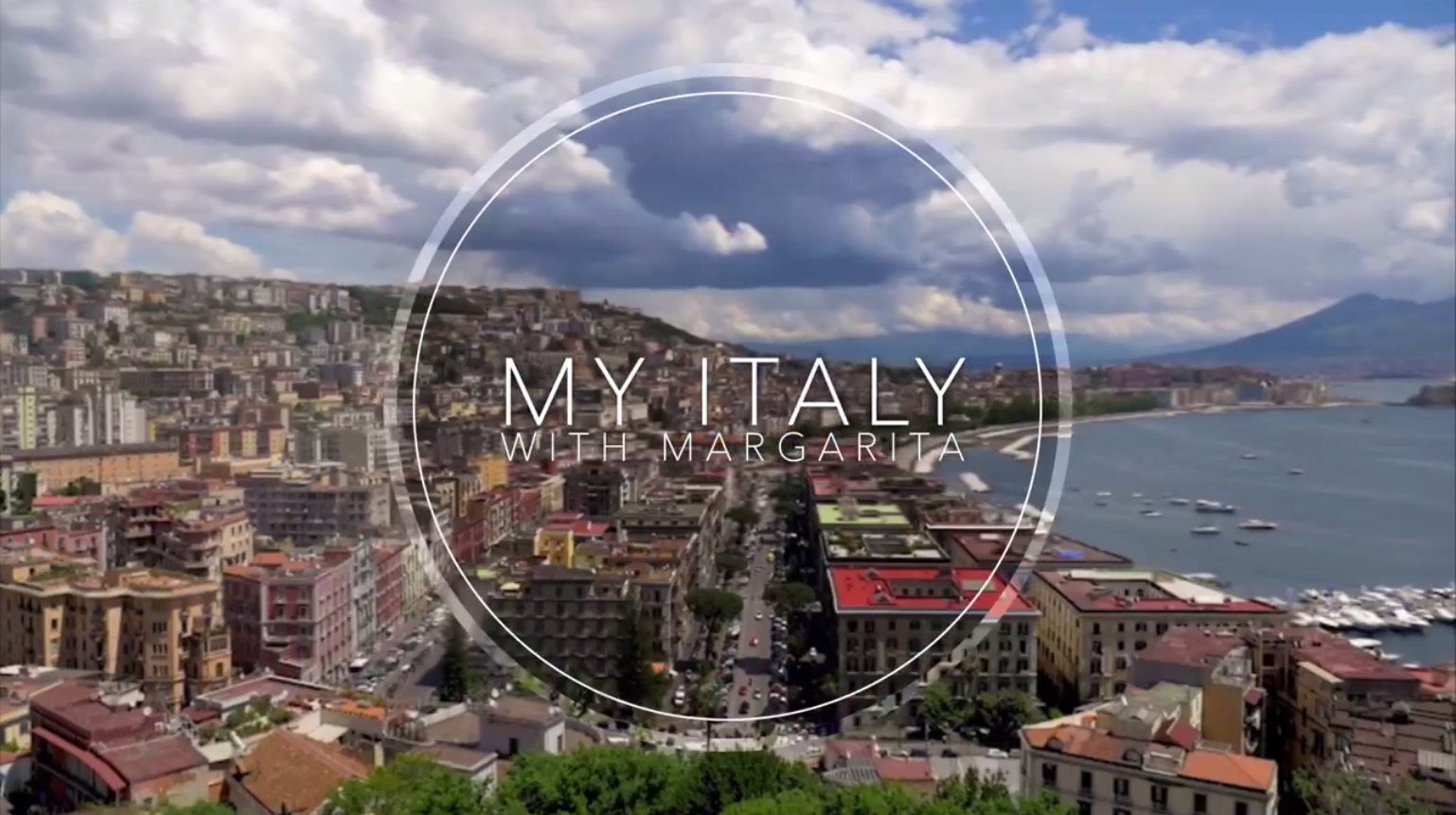 """Experience Bel Paese in """"My Italy with Margarita"""""""