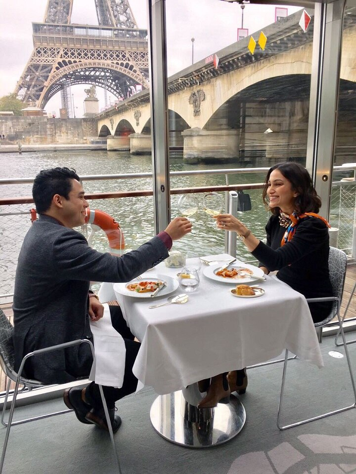 Sommelier Jhonel Faelnar and fashion and design enthusiast Stephanie Kienle Gonzales go to France for Metro Channel's The Crawl (2)