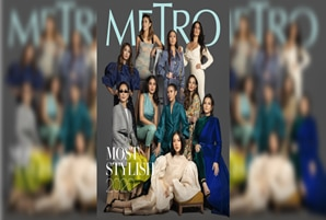 Metro launches impressive roster of best dressed women in Metro Most Stylish 2020