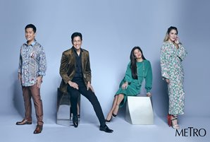 """Metro marks the """"ASAP Kapamilya Forever Day"""" with a special photo shoot"""