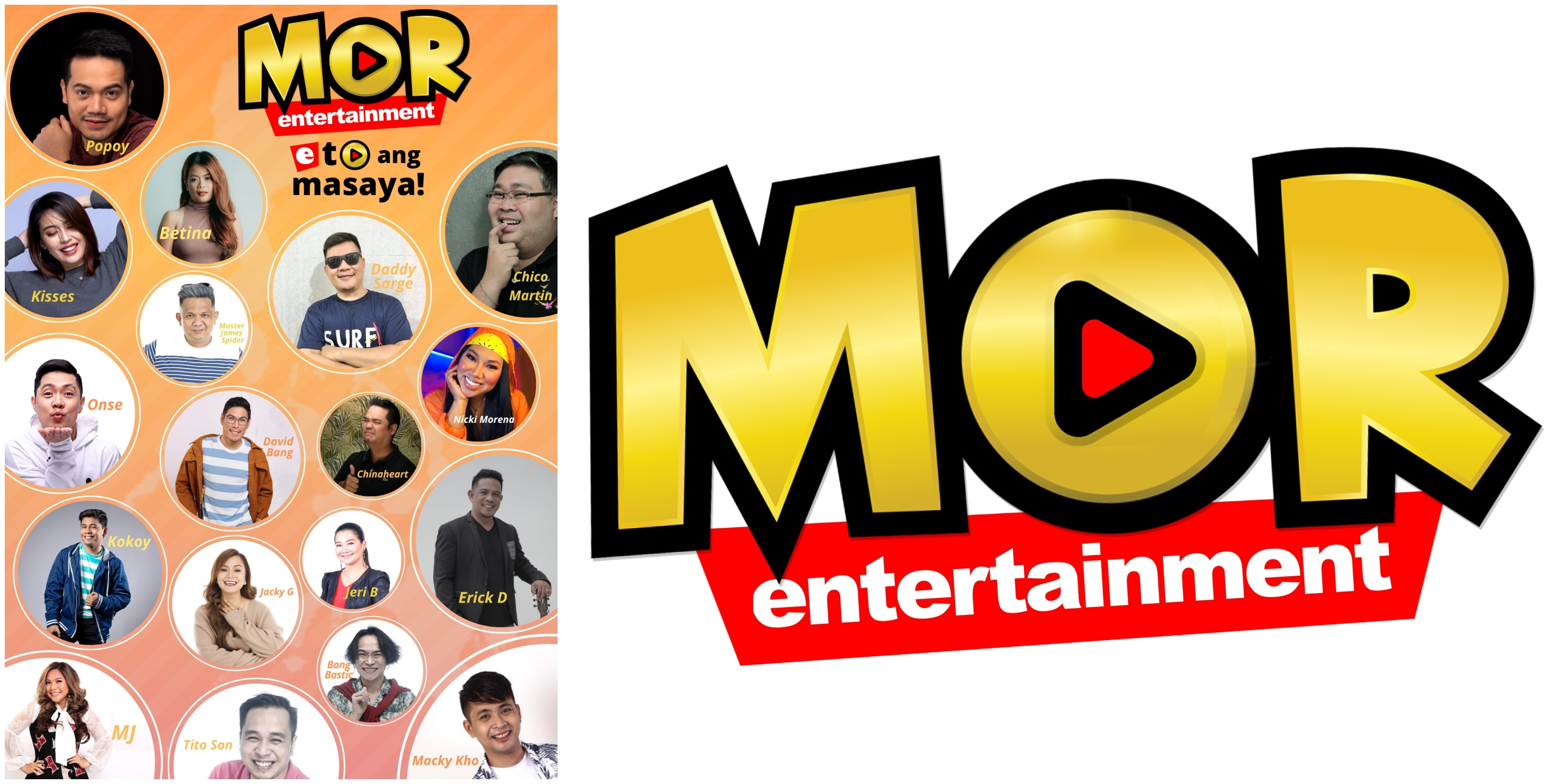 ABS-CBN rolls out MOR Entertainment via multiple digital platforms