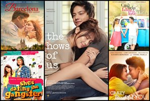 ABS-CBN's top grossing films to be adapted for Indian film market