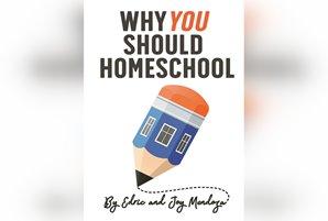 "Edric and Joy Mendoza tell ""Why You Should Homeschool"" in new book"