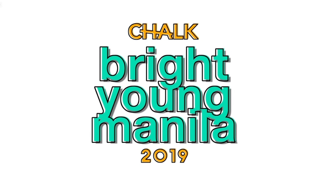 Chalk welcomes nominations for Bright Young Manila 2019