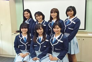 "MNL48 launches ""Talulot ng Sakura"" music video"
