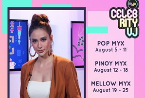 Celebrity VJ Arci rocks MYX this August