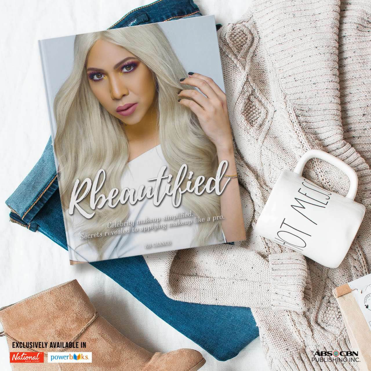 Vice Ganda on RBeautified cover