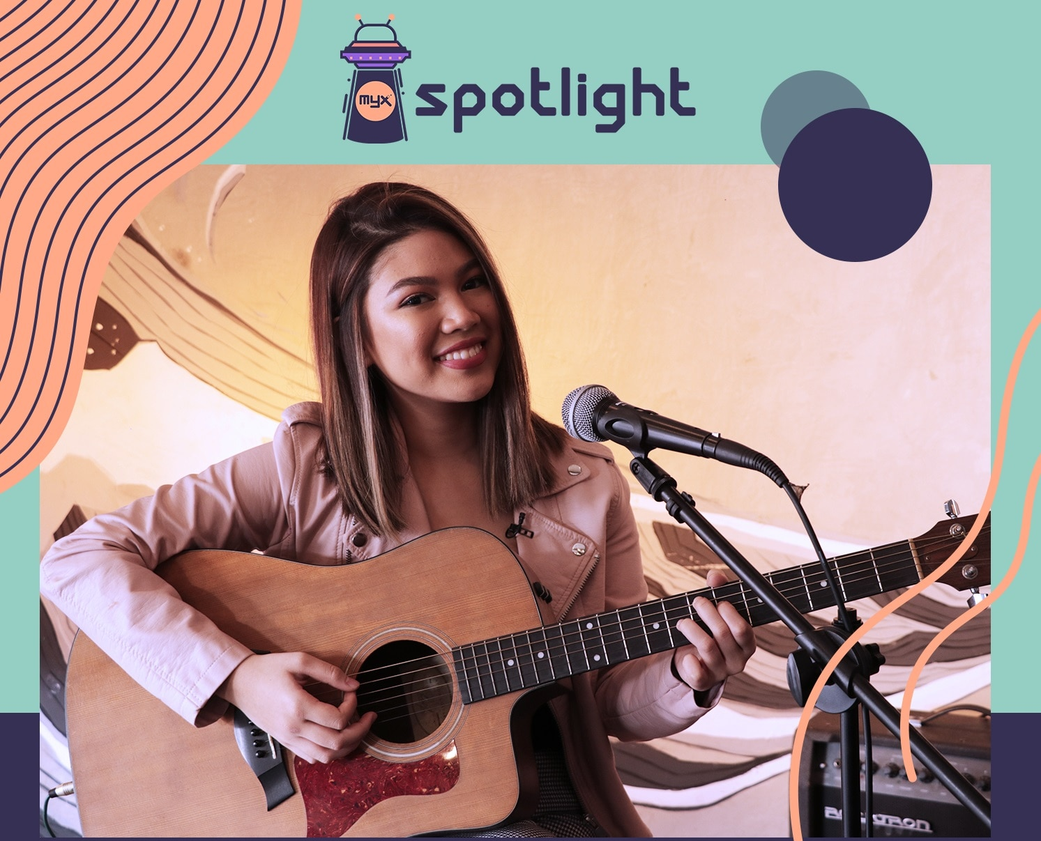 Janina Vela on MYX Spotlight