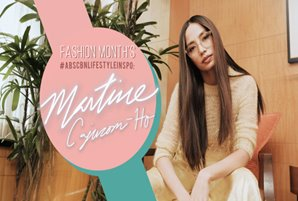 Martine Cajucom-Ho is ABS-CBN Lifestyle Inspo this September