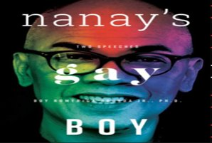 "Boy Abunda releases new book ""Nanay's Gay Boy"""
