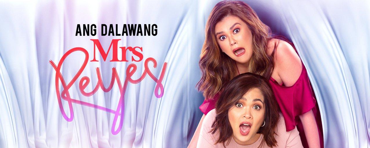 Ang Dalawang Mrs Reyes _ photo credit to Star Cinema