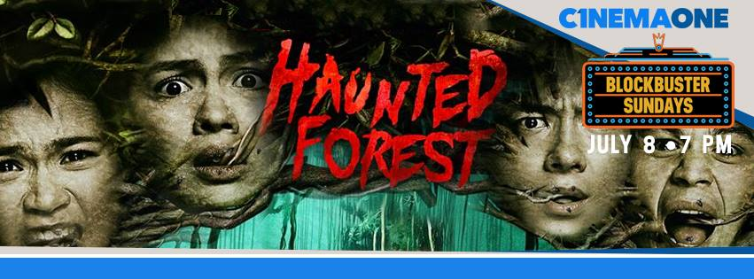 Haunted Forest on Cinema One