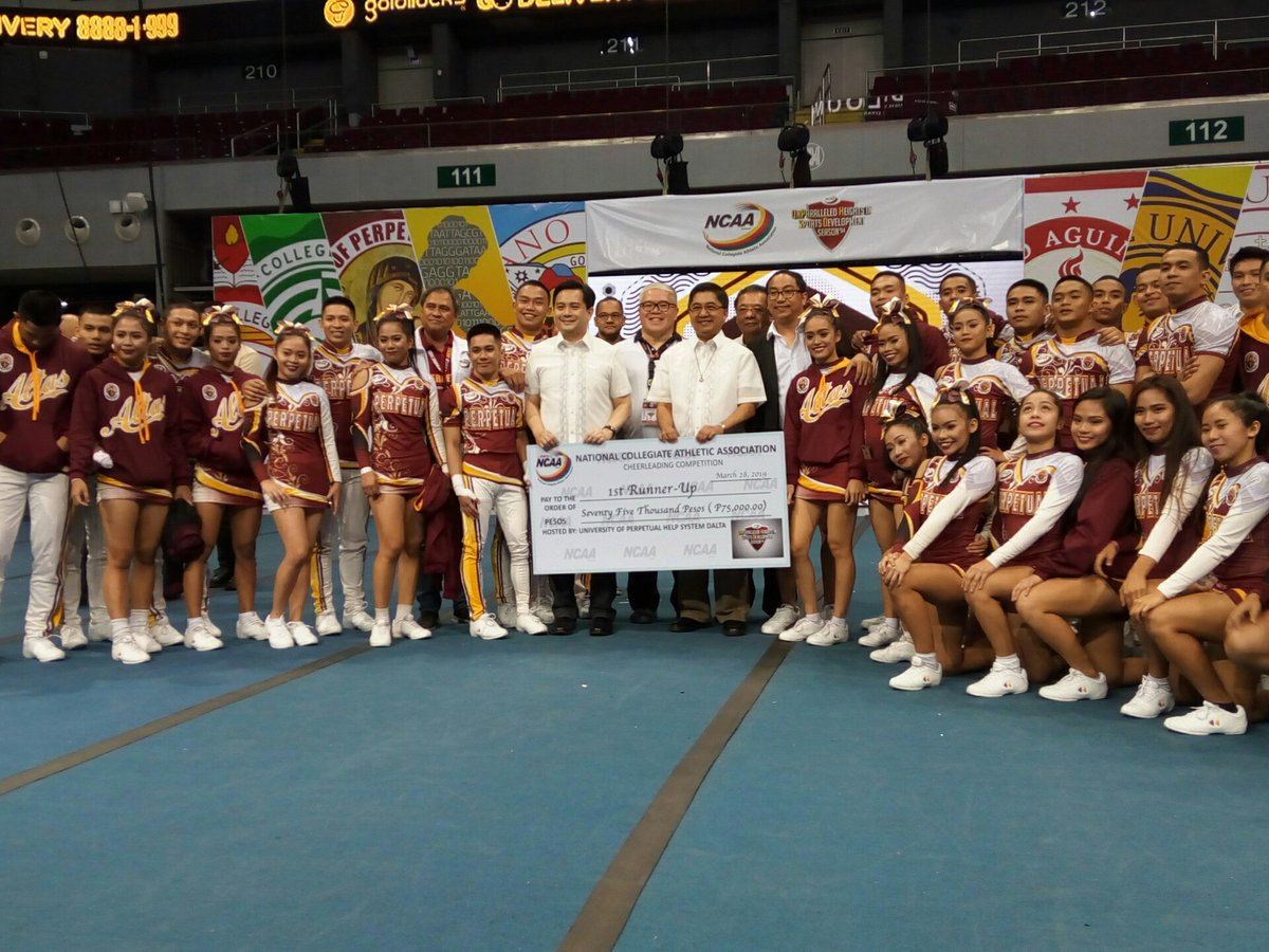 The Altas Perpsqaud finish first runner up for the second year