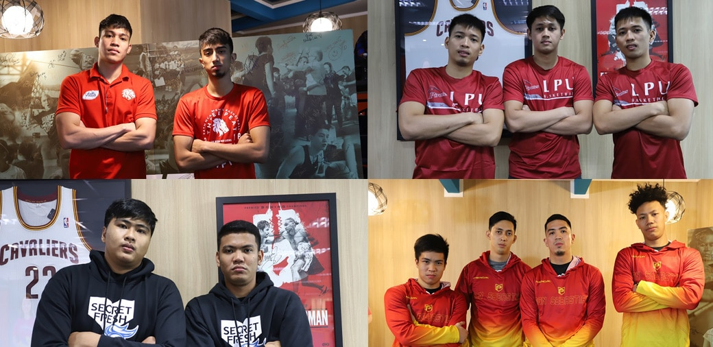 NCAA Stepladder Semis begins on ABS-CBN S+A and iWant