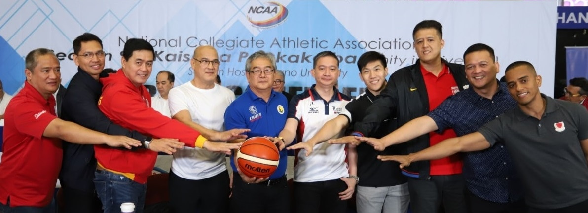 NCAA schools unite to rock Season 95 on ABS-CBN S+A and iWant