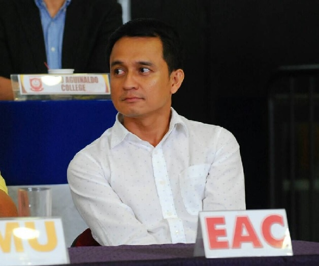 EAC head coach Ariel Sison looks to bring the Generals to the Final Four