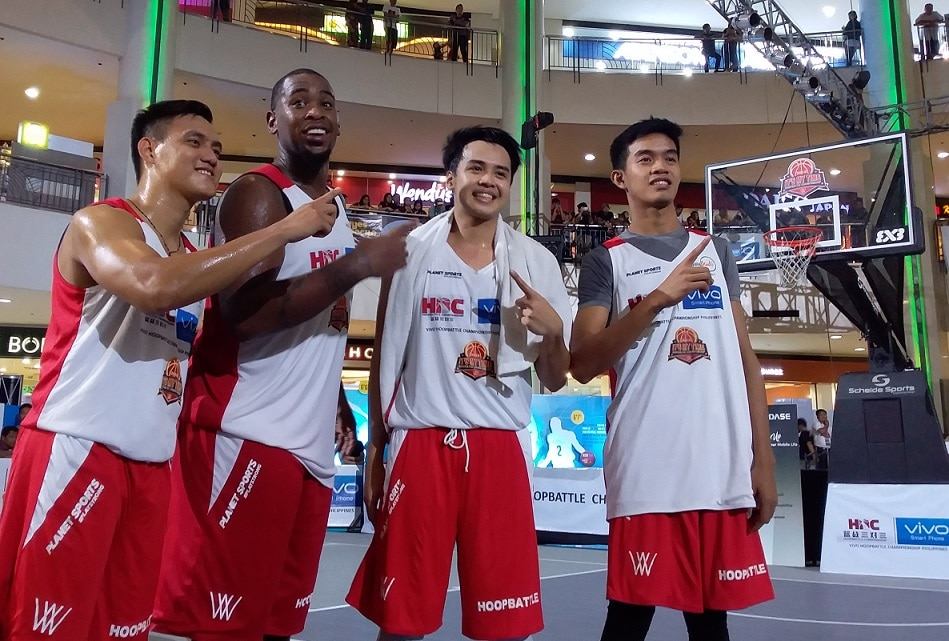 Vivo Hoopbattle Philippines number one Metro Star Realty