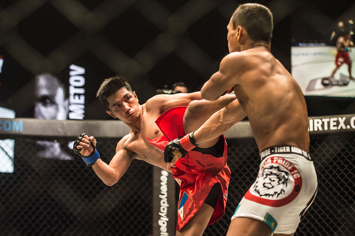 Geje Eustaquio ONE Championship Flyweight World Champion_1