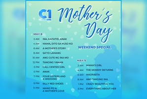 Cinema One pays tribute to moms with films celebrating motherhood