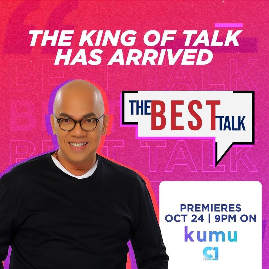 Boy Abunda The Best Talk FYE channel