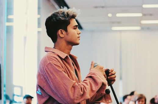 Inigo Pascual purges IG account, gives first dibs on his current US trip