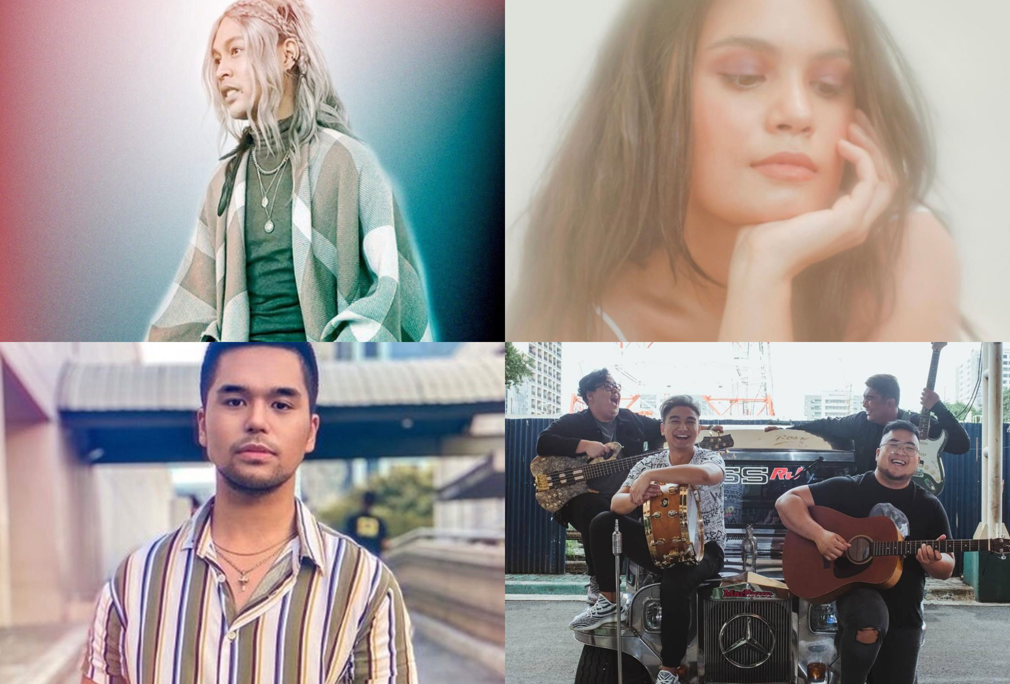 4 fresh songs perfect to listen to this new year