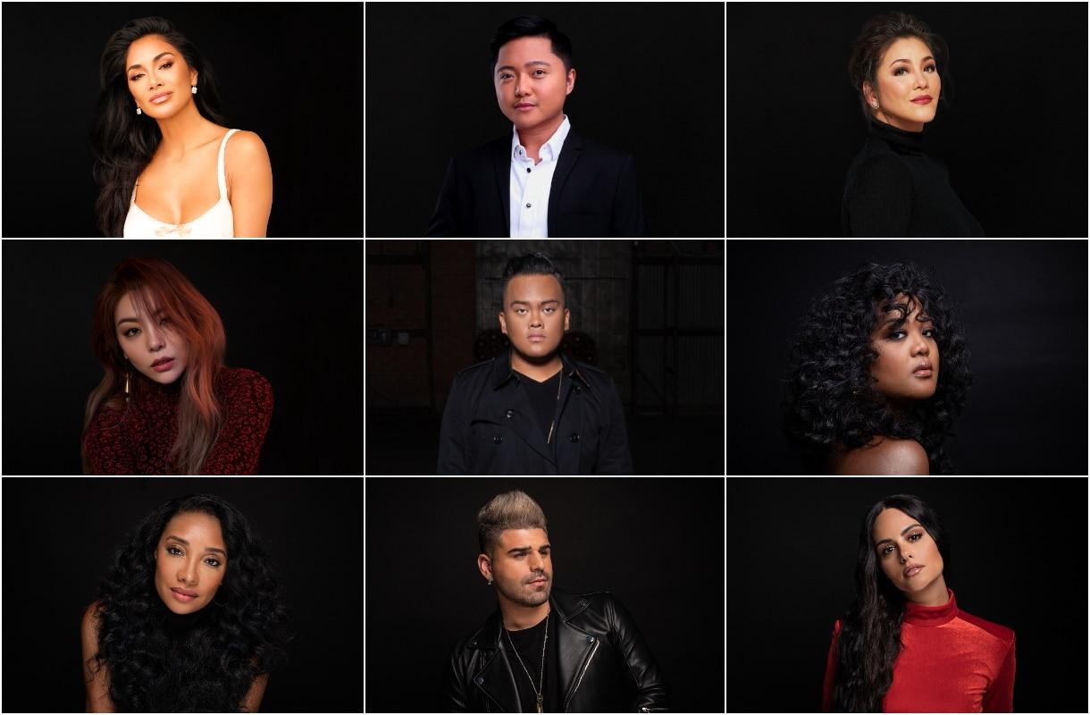 "Ailee, Cheesa, Jake, Matt, Nicole, Pia, Regine, and Sheléa lend their voices for ""KAIBIGAN: A Troy Laureta OPM Collective Vol. 1"""