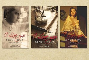 """""""I Love You Since 1892"""" awarded as ABS-CBN Books' 2019 Book of the Year"""