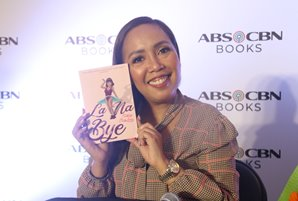 "Kakai Bautista says farewell to heartbreak with witty new book ""La Na Bye"""