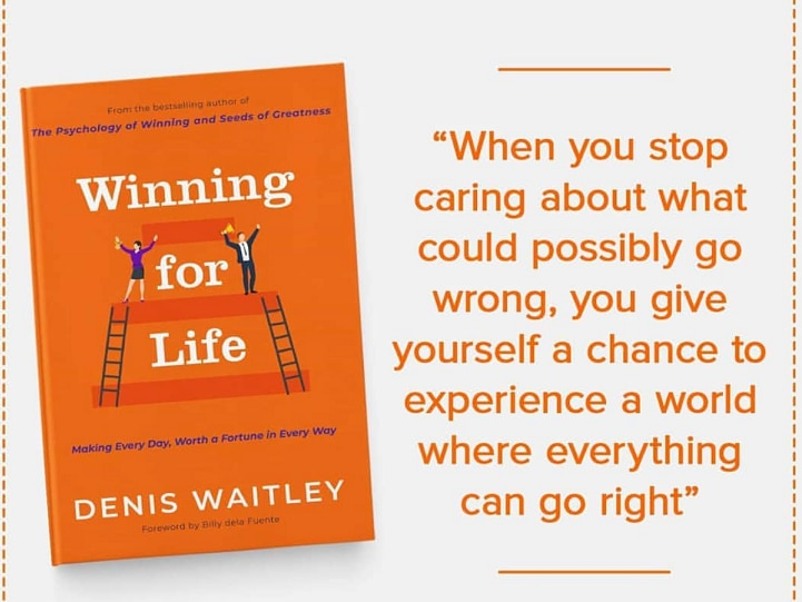 Winning for Life by Denis Waitley
